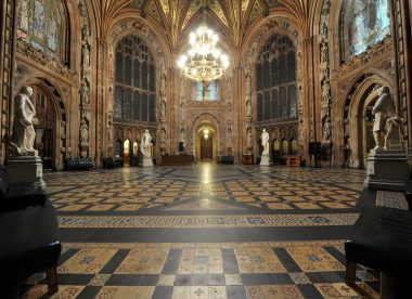 Free online talk: Guided Tour of the Palace of Westminster